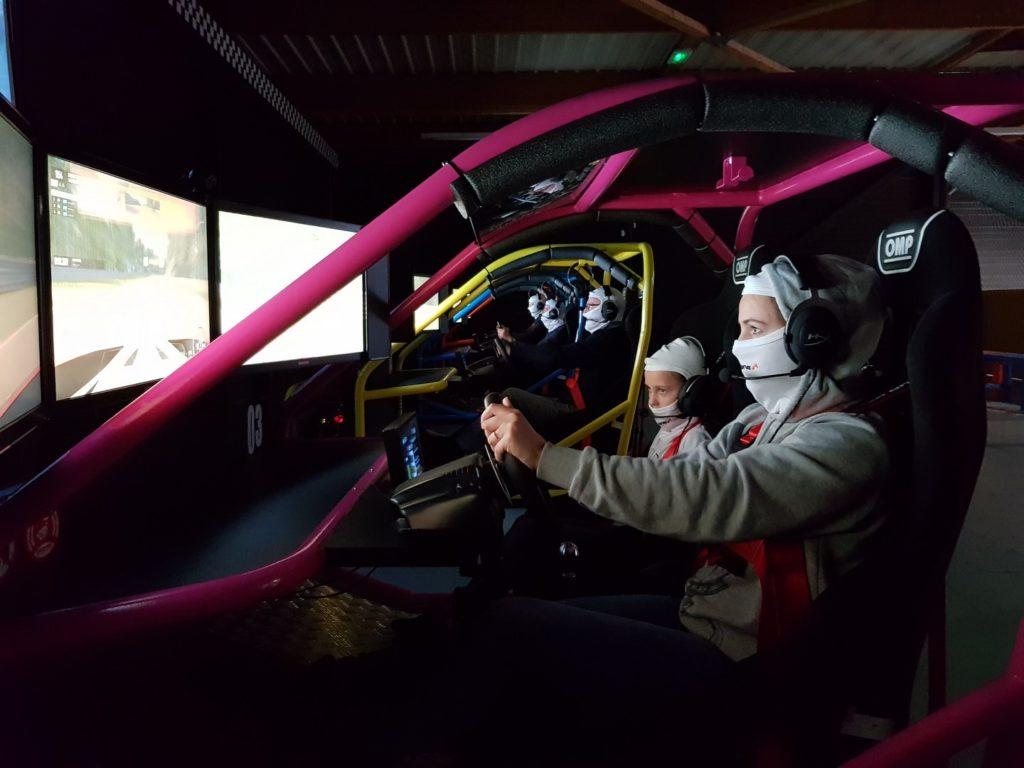 Coach And Race Centre De Simulation De Courses Automobiles